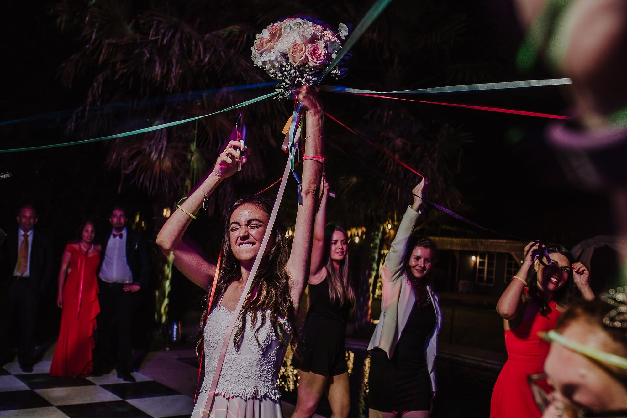 casa de campo fuller-fiesta-lanzamiento de ramo